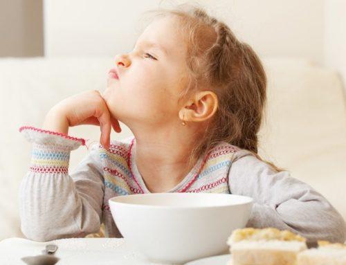 Άρνηση τροφής και χαμηλό βάρος